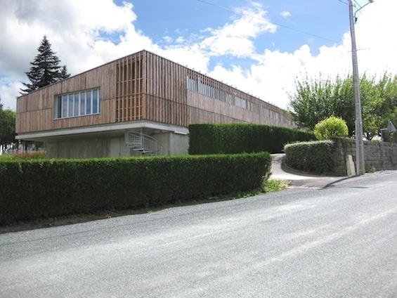 Aigurande / 2NE architecture - Bruno et Gabriel Robinne architectes