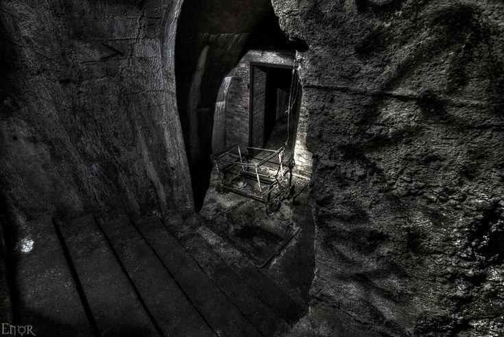 Urbex, Urbanexploration, Abandoned, Lost Places, Rotten, Decay, Bunker, Luftschutzstollen, Dortmund