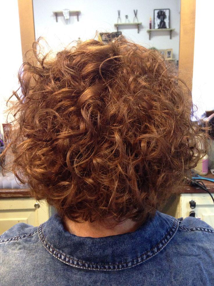 Curl #davines #hair