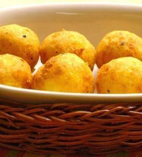 Σπιτικές τραγανές τυροκροκέτες χωρίς τηγάνισμα στο φούρνο - Νέα Διατροφής