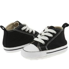 Converse Kids Chuck Taylor First Star Core Crib (Infant) Kids Shoes