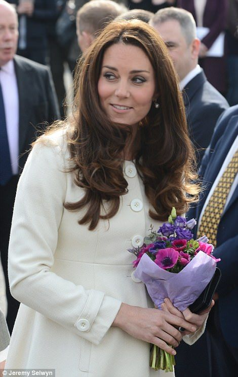 Kate Middleton is expecting her third child | Daily Mail Online
