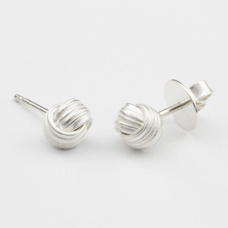 Pin auf Ohrringe Silber