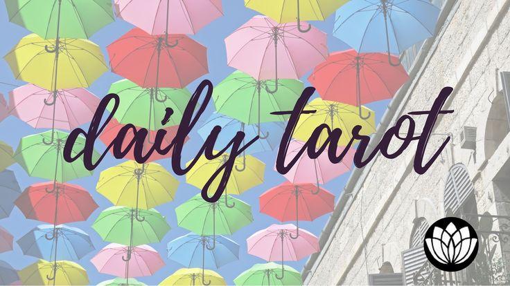 #Monday #Daily #Tarot #Reading #February 20, 2017 by White Lotus Tarot