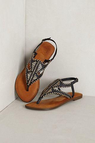 Salt Spring Sandals