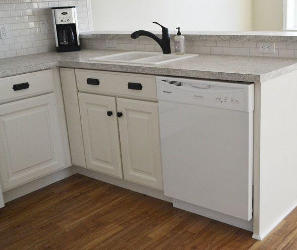 36 Sink Base Kitchen Cabinet Momplex Vanilla Kitchen Kitchen