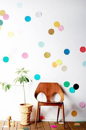 Styling - Large confetti!!