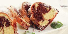 Vemale.com: Marmer Cake Lembut dan Enak