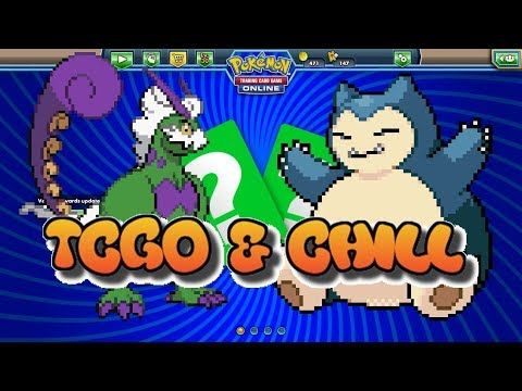 (94) LEGACY TCGO 'n Chill Session w/ Styx (Quad Snorlax and Tornadus EX/Umbreon) - YouTube