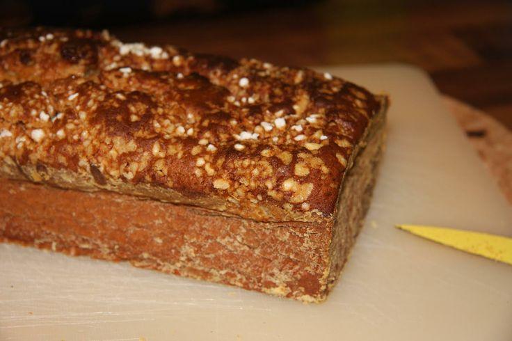Ingwer-Honig-Kuchen