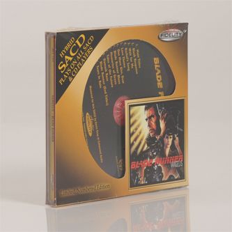 VANGELIS - Blade Runner (Super Audio CD Edition) Remastered for Super Audio CD in this limited and numbered edition. Plays on all CD and SACD players** Super high quality audio, CD reissue of Vangelis' masterpiece. Released: Jul 2013