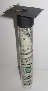 Graduation Money Tube || Paper Cottage graduation