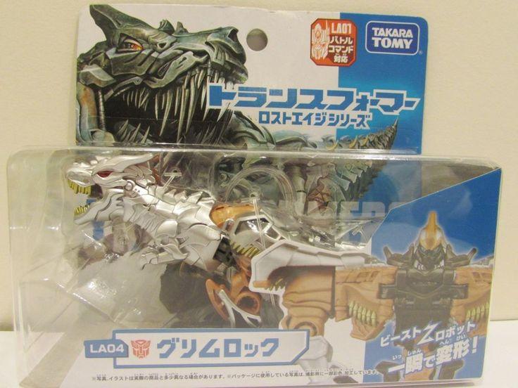Transformers Grimlock LA04 Takara Tomy Action Figure Toy Japan