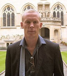 Laurence Fox as Sargeant James Hathaway on Inspector Lewis