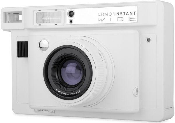 Lomography LOMO'INSTANT WIDE WHITE - Aparaty cyfrowe - Foto - Sklep internetowy Cyfrowe.pl