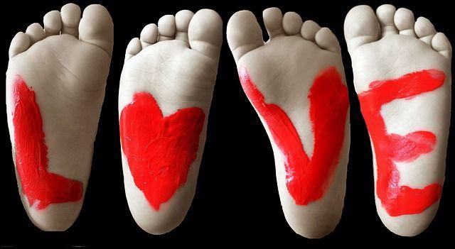 Bo kochamy Wasze stopy, tak samo jak swoje :) Ty również je pokochaj <3