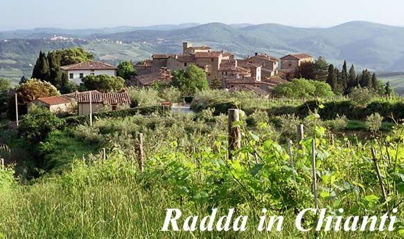 Radda in Chianti, Tuscany - Mini Honeymoon