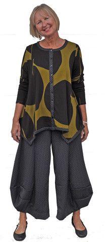 Alembika tunic and pant set