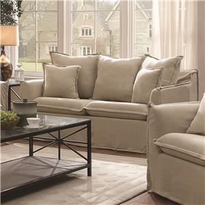Coaster Cooney Loveseat