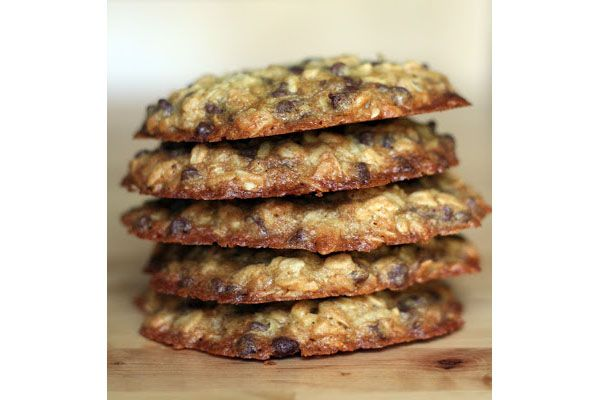 large handbags Chocolate Chip Oatmeal Coconut Cookies aka The Perfect Cookie