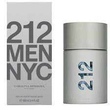CAROLINA HERRERA 212 MEN EDT SPRAY 100ML 3.4OZ NEW by Carolina Herrera. $62.30. INSPIRED BY 212 MEN BY CAROLINA HERRERA. 3.4 FL OZ 100 ML. SHIPS IN APPROXIMATED 10 BUSINESS DAYS. FOR MEN. 212 by carolina herrera new sealed in box