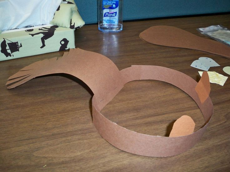 Headband To Make... Another Super Website About Squirrel
