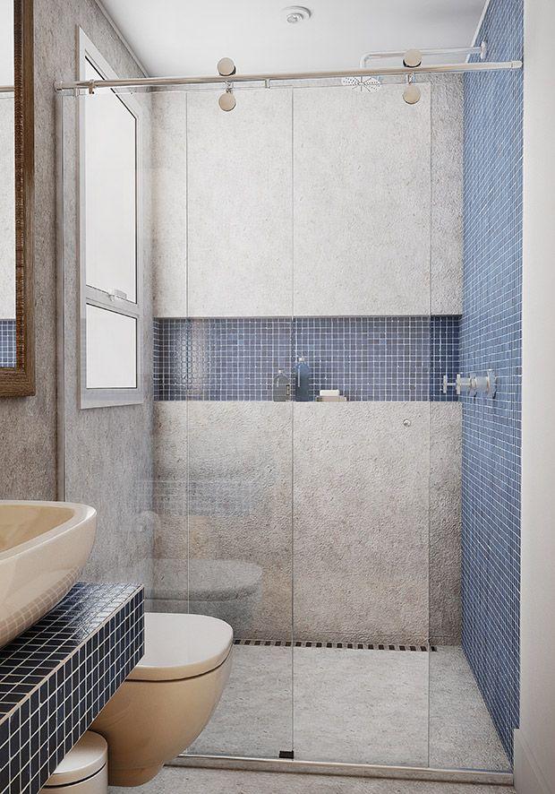 Lavar Azulejo Banheiro : Banheiro sem azulejos pesquisa google