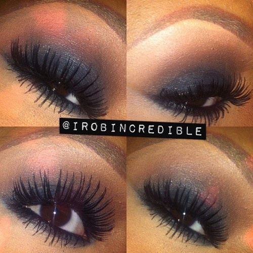 love this..possible birthday makeup :)?