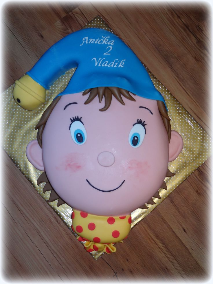Noddy Birthday Cake