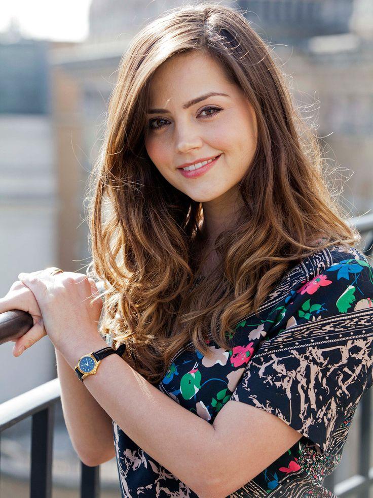 Jenna-Louise Coleman. She is so beautiful!!!