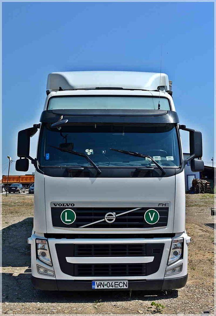 Ofertă vânzare camion Volvo - Focșani - Camioane - rulote - remorci - Afișare anunțuri invrancea.ro