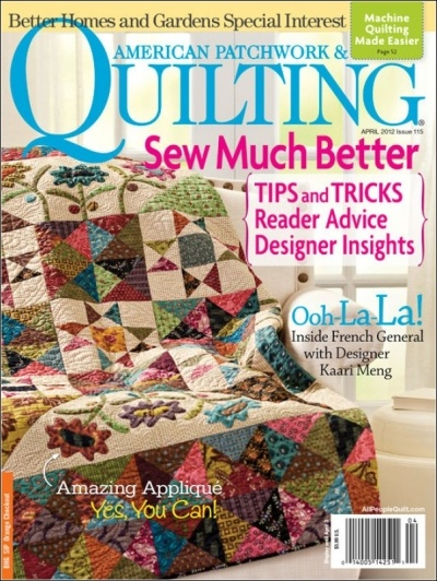 Late Bloomers Quilt kit: