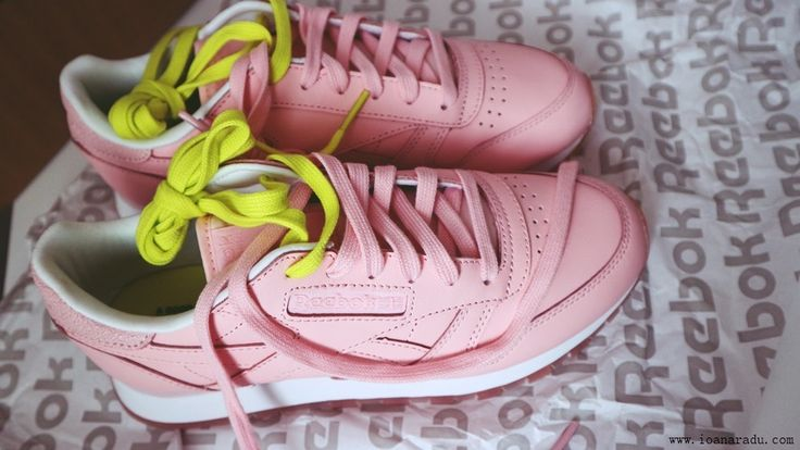 Reebok Classic Leather FACE Stockholm unboxing incaltaminte BROXO