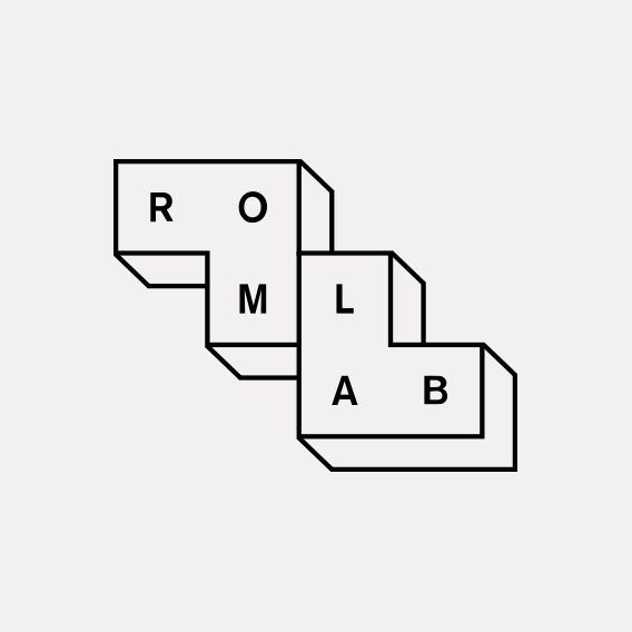"""Check out this @Behance project: """"Romlab — identity and webpage"""" https://www.behance.net/gallery/34026744/Romlab-identity-and-webpage"""