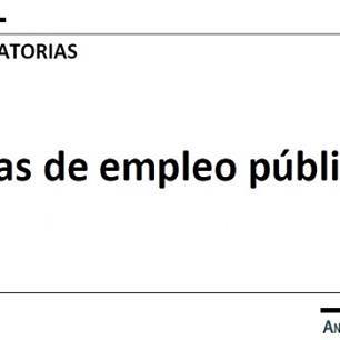 Boletín de Ofertas de Empleo Público: semana del 2 al 8 de enero de 2017 http://andaluciaorienta.net/boletin-ofertas-empleo-publico-semana-del-2-al-8-enero-2017/