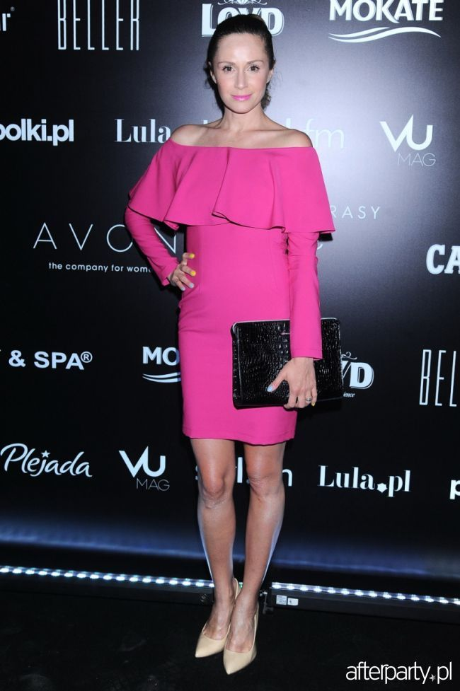 Monika Mrozowska na Fashion Designer Awards