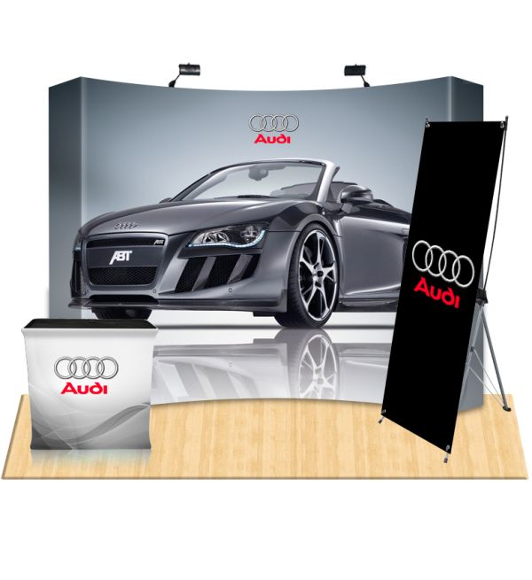 Our Best Trade Show Booth for Business Promotions is durable, spacious, and meets all your portable marketing needs. Our Trade Show Booth displays are convenient to transport, set up.  Different types of packages are available as per customer requirements. To know more details visit us : https://www.dxpdisplay.ca