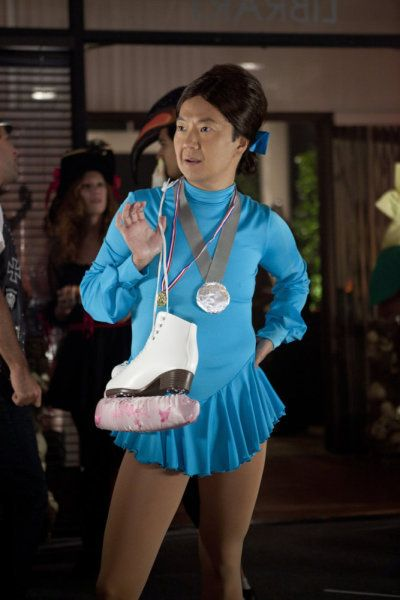 "Ken Jeong on Community from the episode ""Epidemiology 206""."
