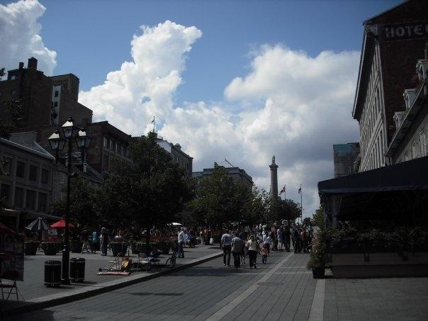 Place Jacques Cartier <3