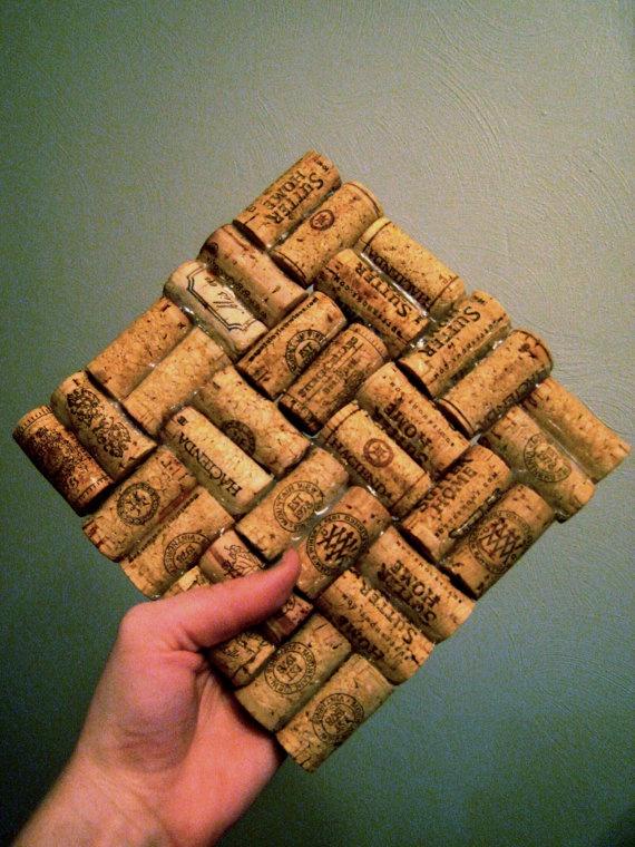 25 best ideas about wine cork trivet on pinterest cork trivet wine cork coasters and wine. Black Bedroom Furniture Sets. Home Design Ideas