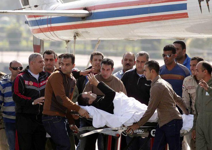 Egyptian Court drops murder charges against Hosni Mubarak