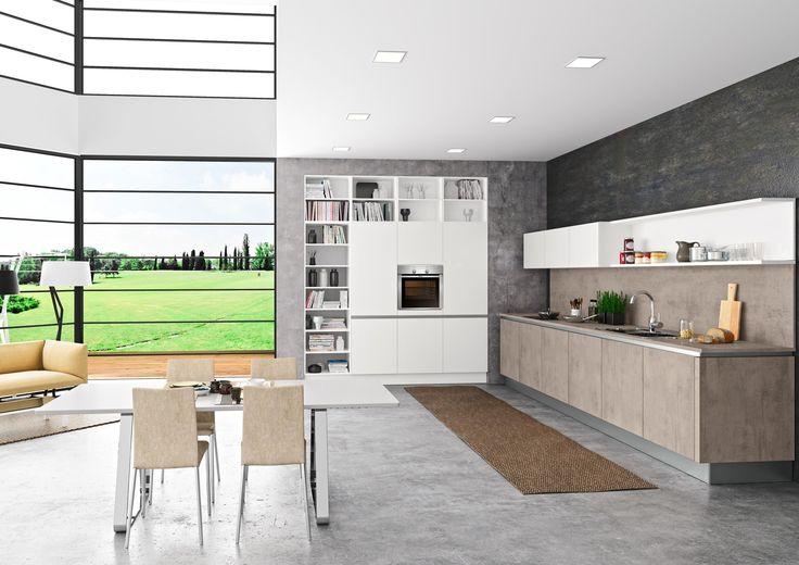 Einbauküche von DIETER KNOLL Einbauküchen Pinterest 30th - fototapete für küchenrückwand
