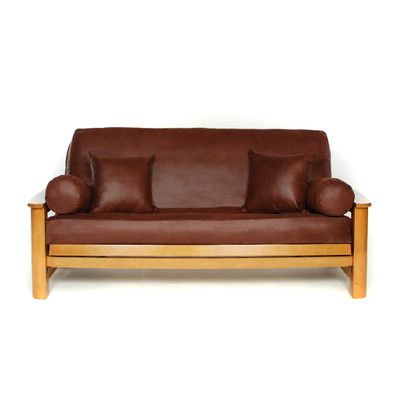 Lifestyle Covers Hide Futon Slipcover