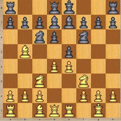 Σκακιστικός Κόσμος: Understanding chess tactics (1)  Γιατί ειναι λάθος το Ο-Ο για το μαύρο ;