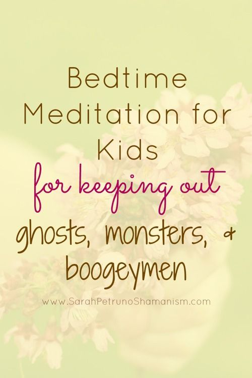 Does your child struggle going to sleep for fear of the monsters, boogeymen, or…