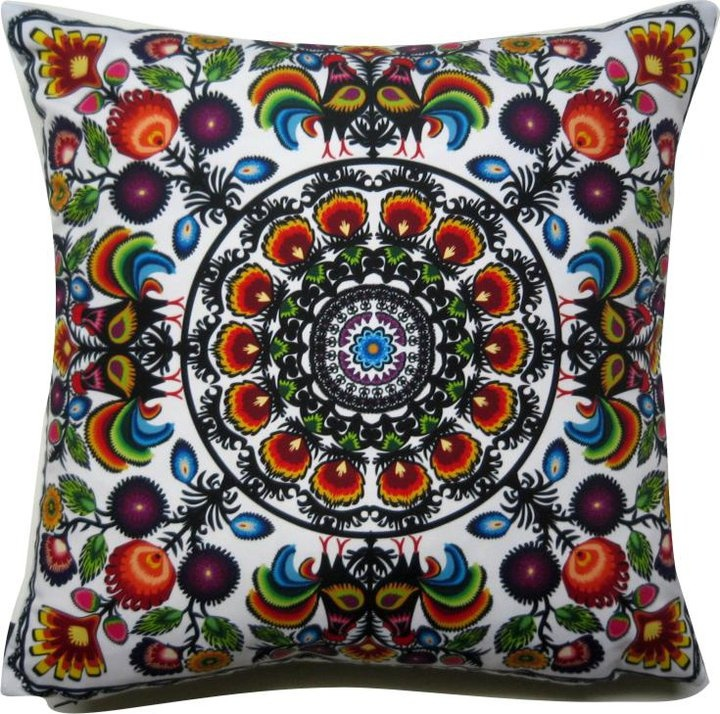 Made in Poland! Pillow / www.kokofolk.pl