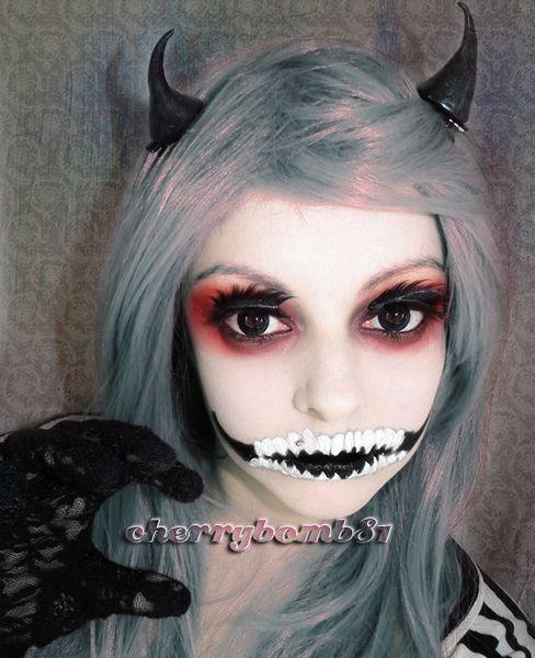 174 best Halloween -- Makeup images on Pinterest | Halloween ...