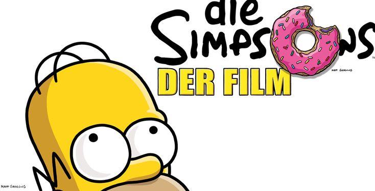 Die Simpsons - Der Film - Kino-Tipp - Der erste abendfüllende Spielfilm mit den Simpsons läuft ab dem 26. Juli in den deutschen Kinos. Familienoberhaupt Homer muss die Welt vor dem Untergang retten.