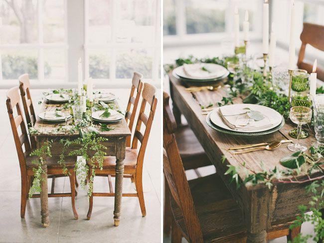 boda botanica - decoracion de bodas el All Lovely Party