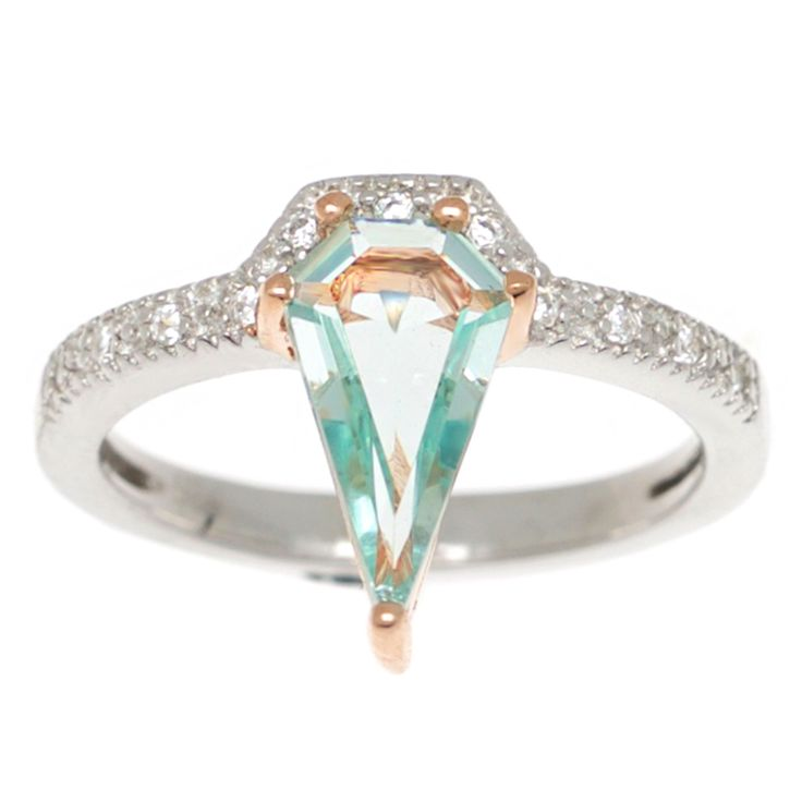Oltre 25 fantastiche idee su Unconventional engagement rings su